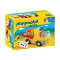 Playmobil Camion De Constructii (6960)