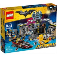70909 Batcave Break-In