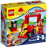 10843 Mickey Mouse in racing car