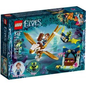 41190 Emily Jones & the Eagle Getaway
