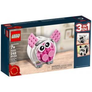 40251 Mini Piggy Bank