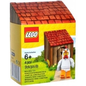 5004468 Easter Minifigure