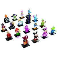 71012 Setul complet de Minifigurine Disney