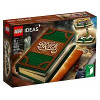 21315 Brick Tales Pop-Up Book