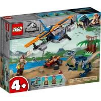 75942 Velociraptor: Biplane Rescue Mission