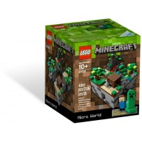 21102 Minecraft Micro World (LEGO Ideas) - The Forest