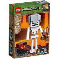 21150 Minecraft Skeleton BigFig with Magma Cube