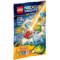 70372 Combo NEXO Powers Wave 1 polybag