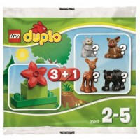 30217 Forest polybag (Iepuras)