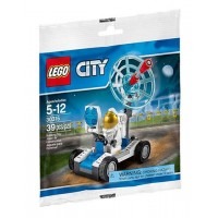 30315 Space Utility Vehicle polybag