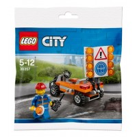 30357 Road Worker polybag