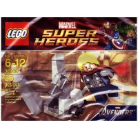 30163 Thor and the Cosmic Cube polybag