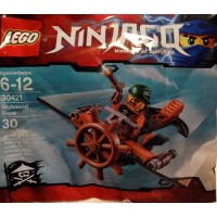 30421 Skybound Plane polybag