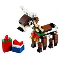 30474 Reindeer polybag