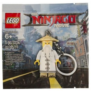 5004915 Breloc Ninjago Master Wu