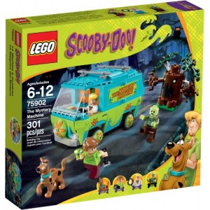75902 The Mystery Machine (Cutie Deteriorata)