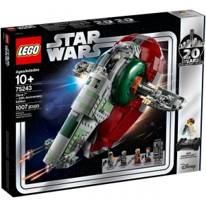 75243 Slave I - 20th Anniversary Edition