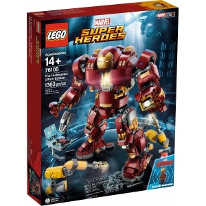 76105 The Hulkbuster: Ultron Edition